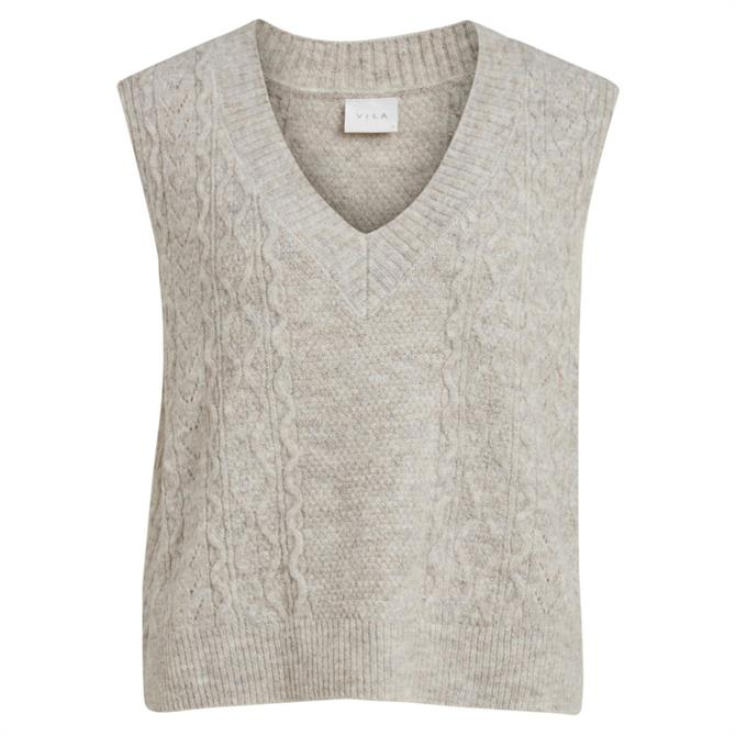 Vila Cleo Knitted Vest