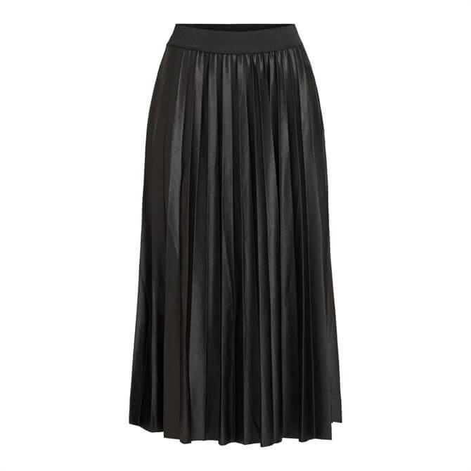 Vila Nitban Pleated Skirt