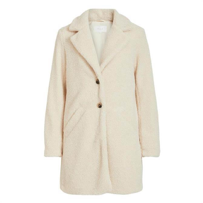 Vila Liosi Teddy Coat