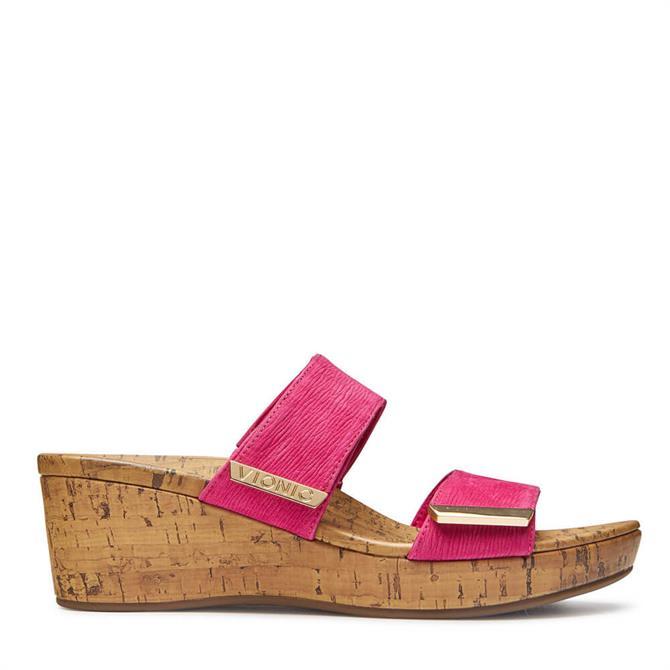 Vionic Pepper Wedge Heel Sandals