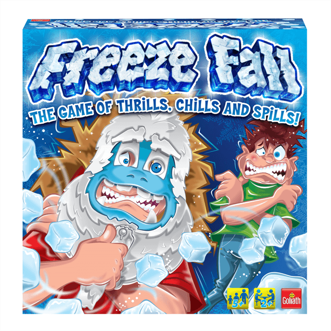 Vivid Freeze Fall Game