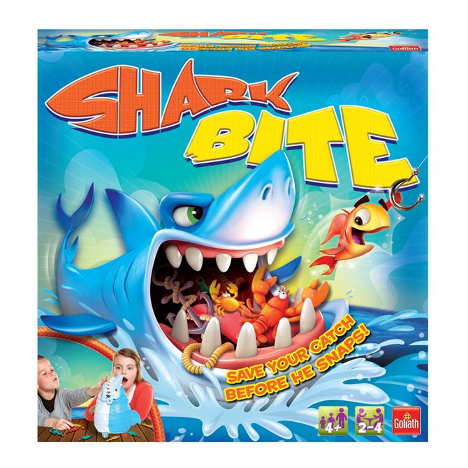 Vivid Shark Bite Game