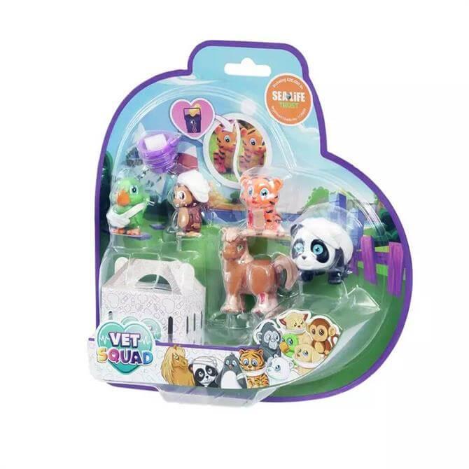 Vivid Vet Squad 5 Pack Animal Assortment