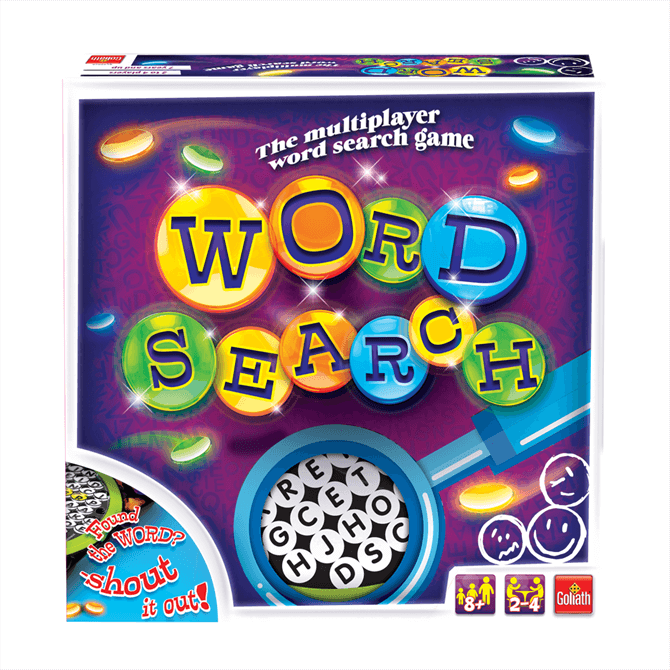 Vivid Wordsearch Game