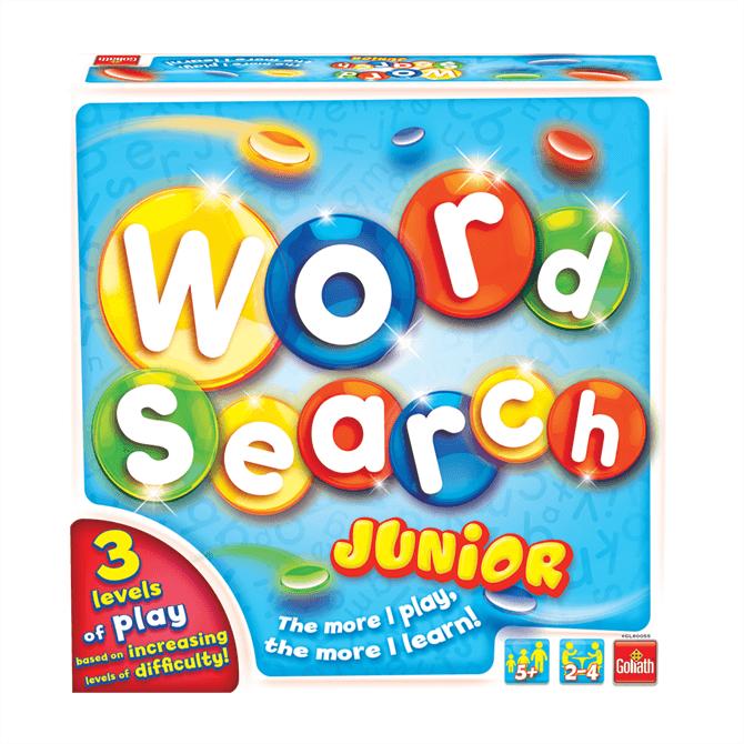 Vivid Word Search Junior Game