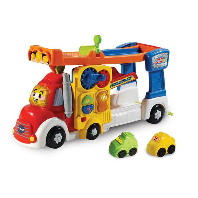 Vtech Toot Toot Drivers Big Vehicle Carrier Playset