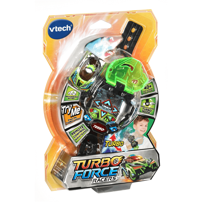 Vtech Turbo Force Racers Green