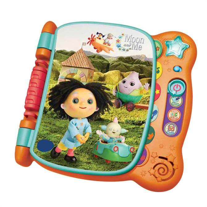 Vtech Moon & Me: Touch & Learn Book