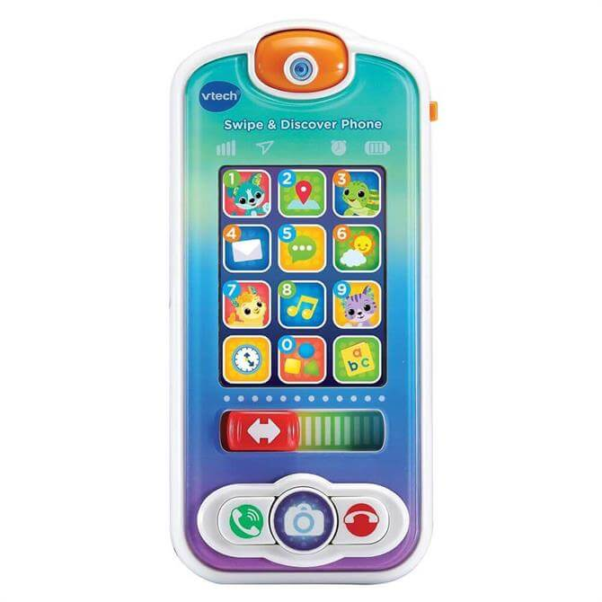 VTECH Swipe And Discover Phone