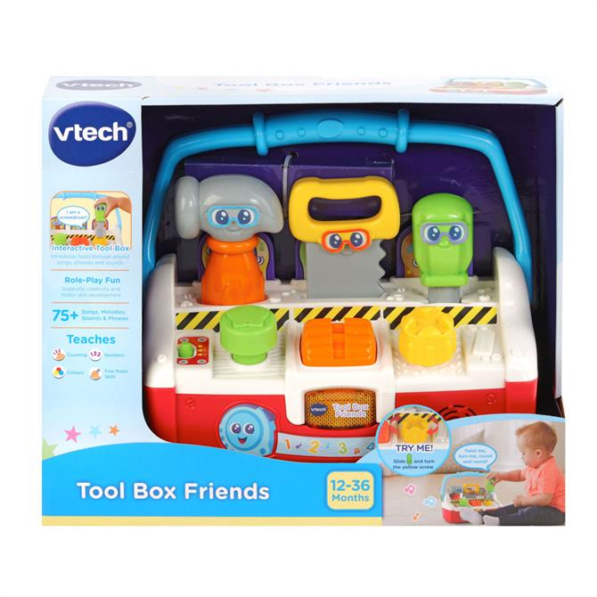 Vtech Baby Tool Box Friends