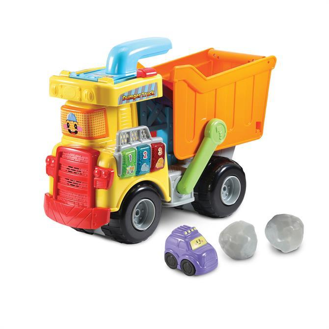 V-Tech Toot-Toot Driver Dumper Truck