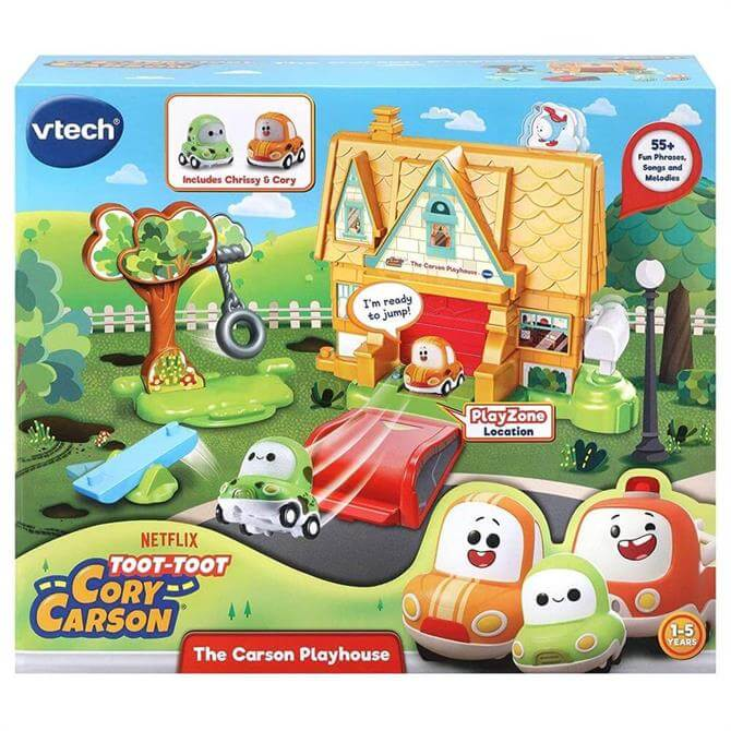 VTECH Toot Toot The Cory Playhouse 545403