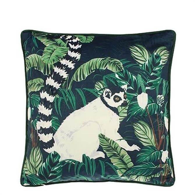 Walton & Co Paradis Lemur Cushion