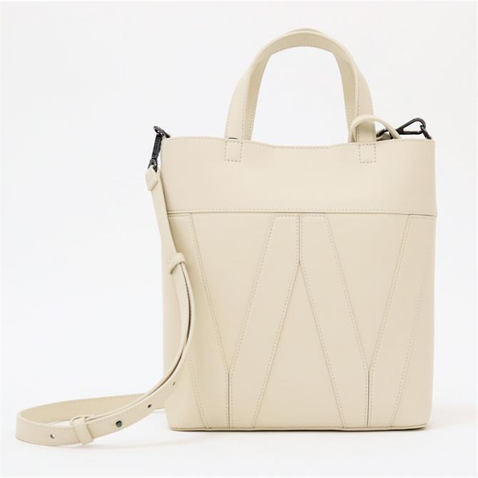 Weekend Max Mara Panino Leather Tote Bag