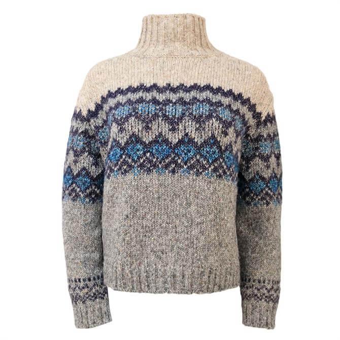 Weekend Max Mara Brigida Wool Yarn Sweater