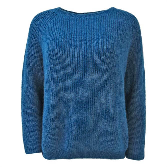 Weekend Max Mara Lisotte Mohair Yarn Sweater