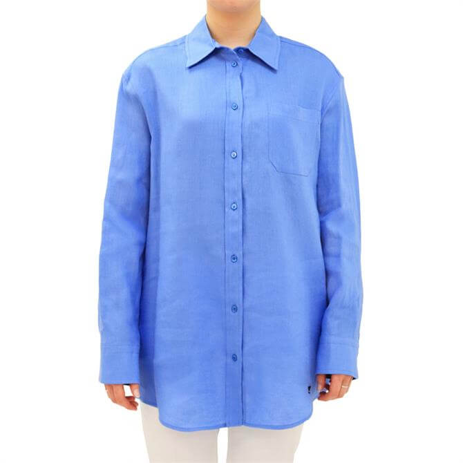 Weekend Max Mara Milva Linen Shirt