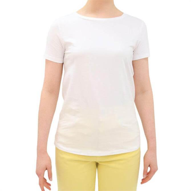 Weekend Max Mara Multib Cotton Jersey T-Shirt