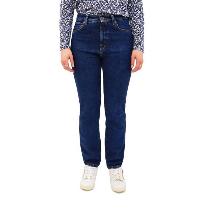 Weekend Max Mara Ostile Slim Mid Waist Jeans