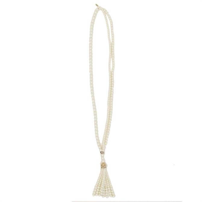 Weekend Max Mara Panetto Pearl Necklace