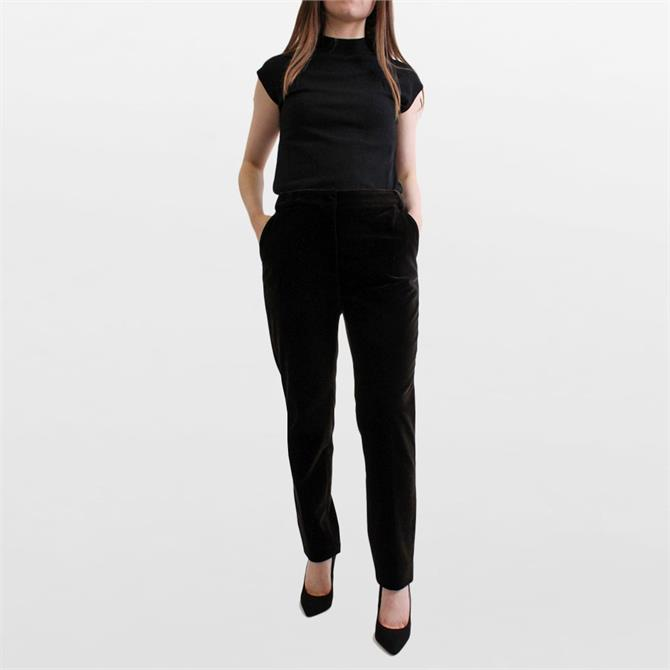 Weekend Max Mara Rolf Velvet Trousers