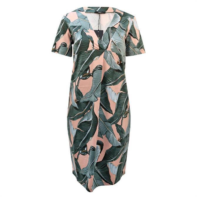 Weekend Max Mara Zurigo Short Sleeve Dress