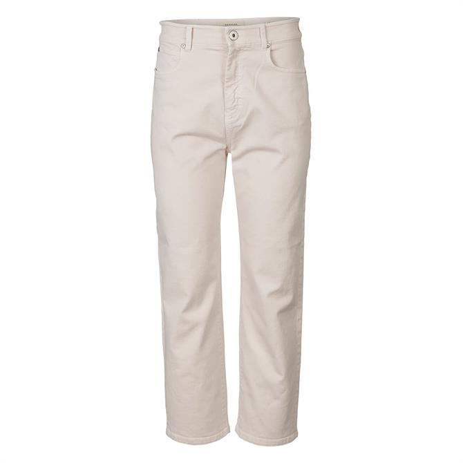 Weekend Max Mara Orbace Pin Straight Leg Jeans