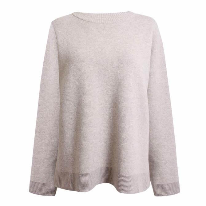 Weekend Max Mara Moscova Reversible Wool Lounge Sweater