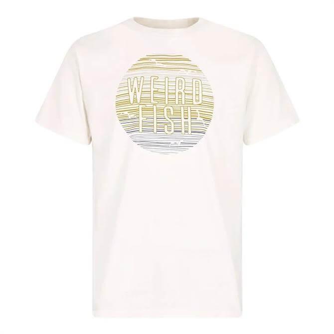 Weird Fish Sunset Graphic T-Shirt