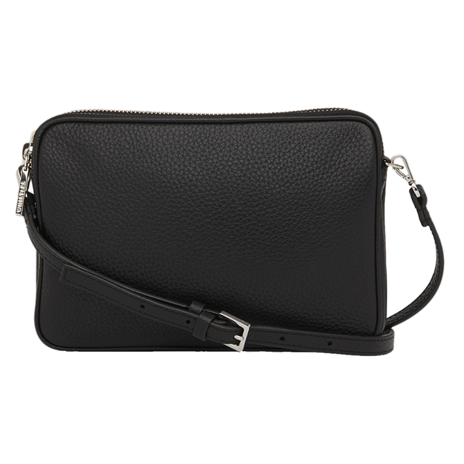 Whistles Black Cami Crossbody Bag
