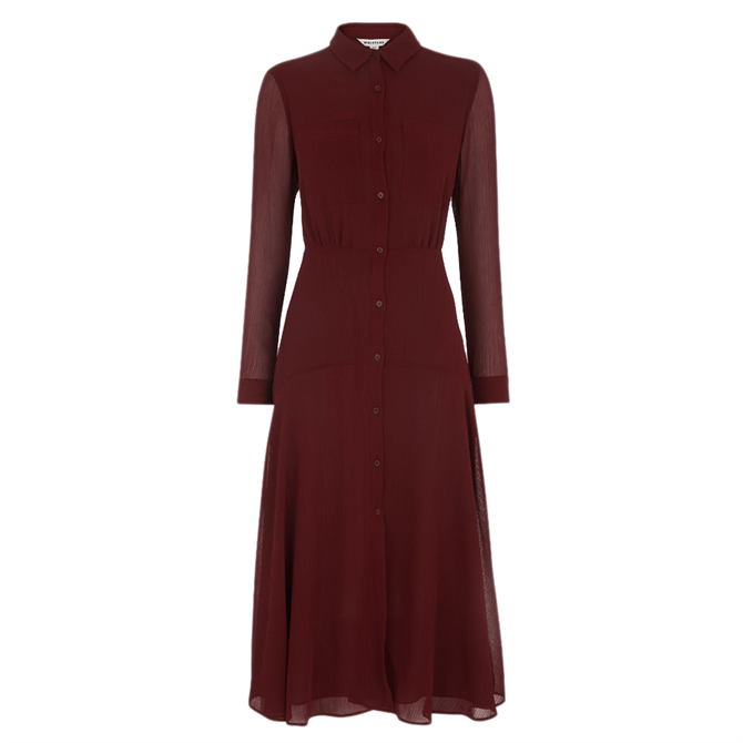 Whistles Carys Midi Shirt Dress