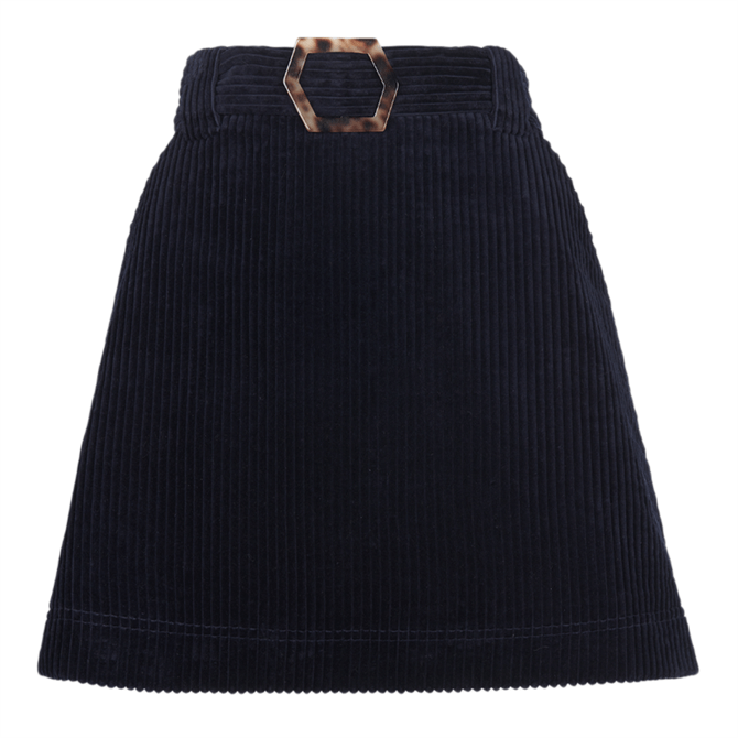 Whistles Cord Resin Buckle Skirt