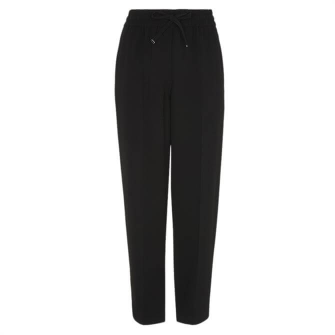 Whistles Crepe Tapered Joggers