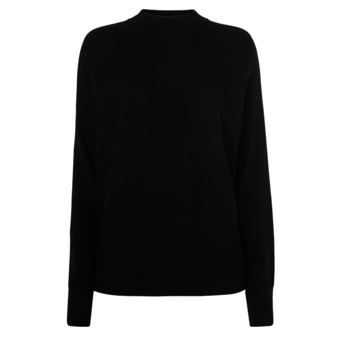 Whistles Dolman Silk Mix Knit Sweater