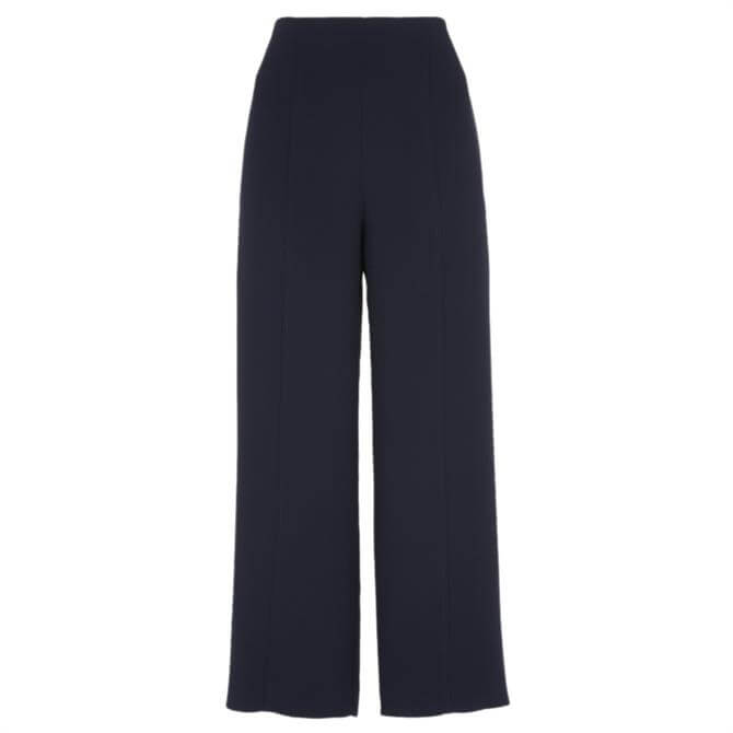 Whistles Flat Front Cropped Trouser