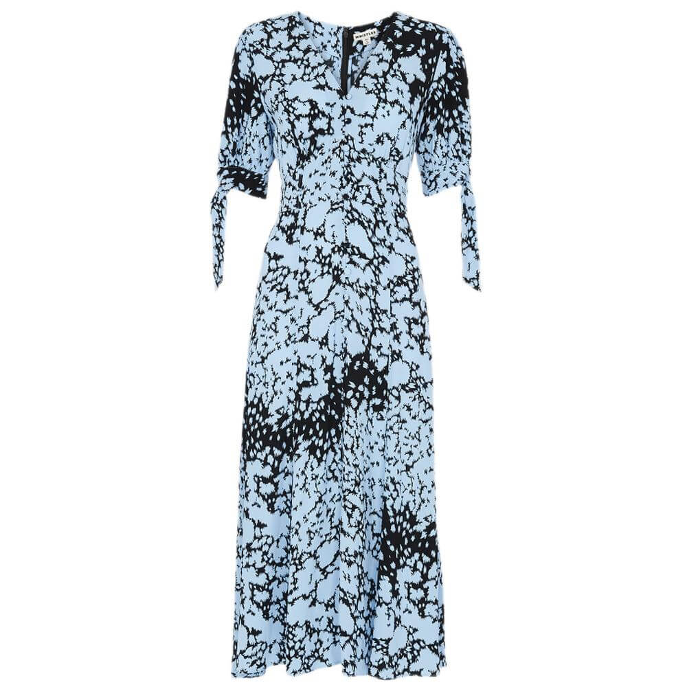 Whistles Floral Animal Neave Dress Jarrold Norwich