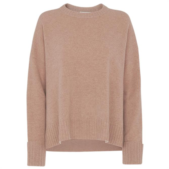 Whistles Freida Wool Knit Jumper