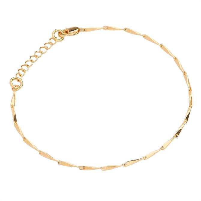 Whistles Long Link Bracelet