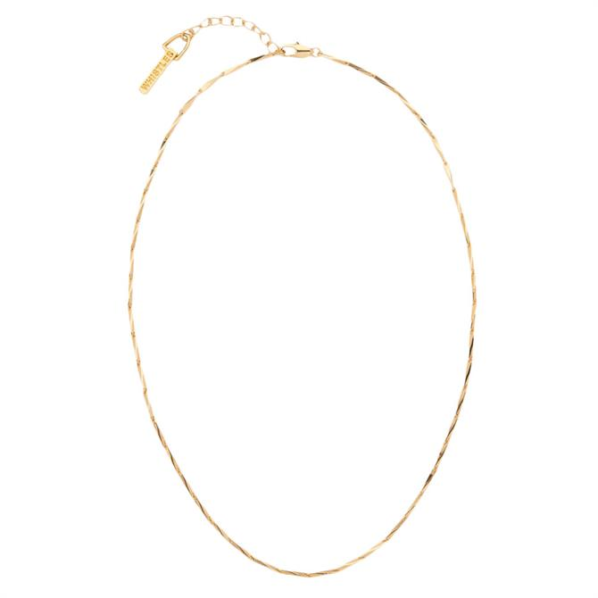 Whistles Long Link Necklace