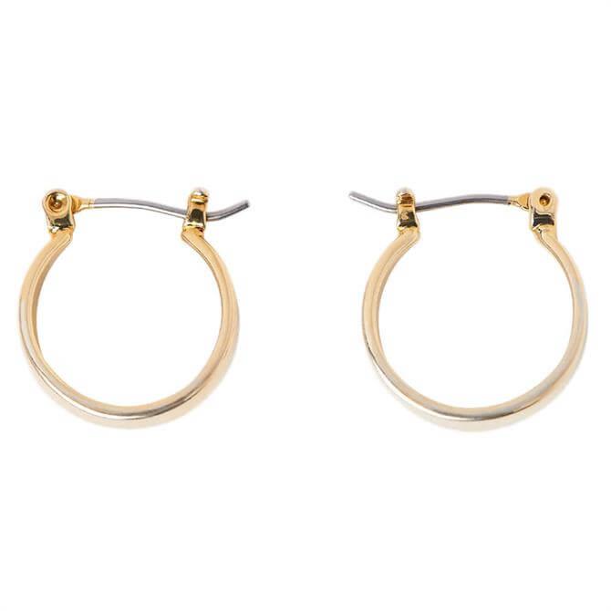 Whistles Mini Opal Hoop Earrings