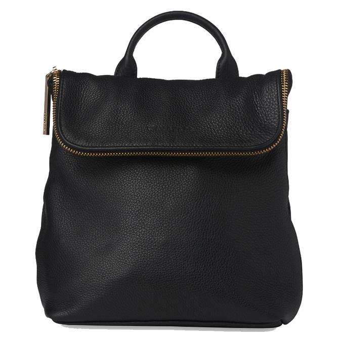 Whistles Black Mini Verity Backpack