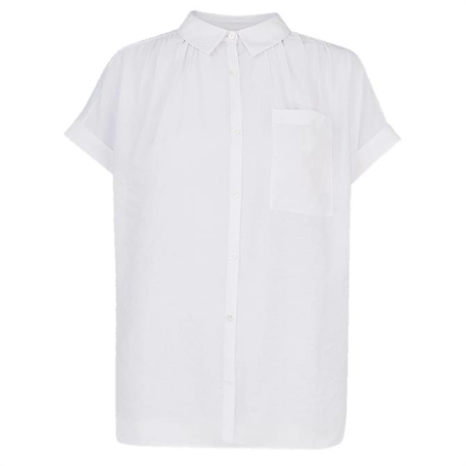 Whistles Nicola Textured Shirt