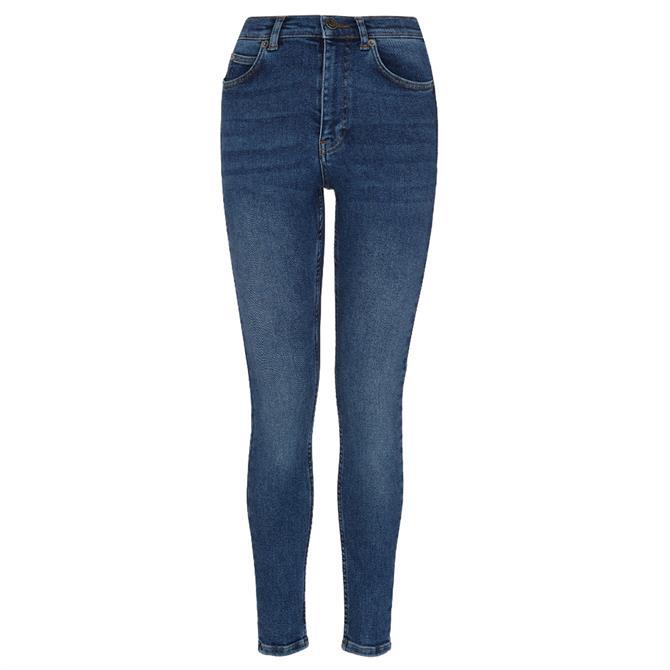 Whistles Denim Sculpted Skinny Jean