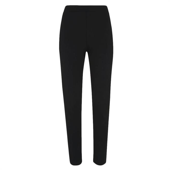 Whistles Essential Black Slim Leggings