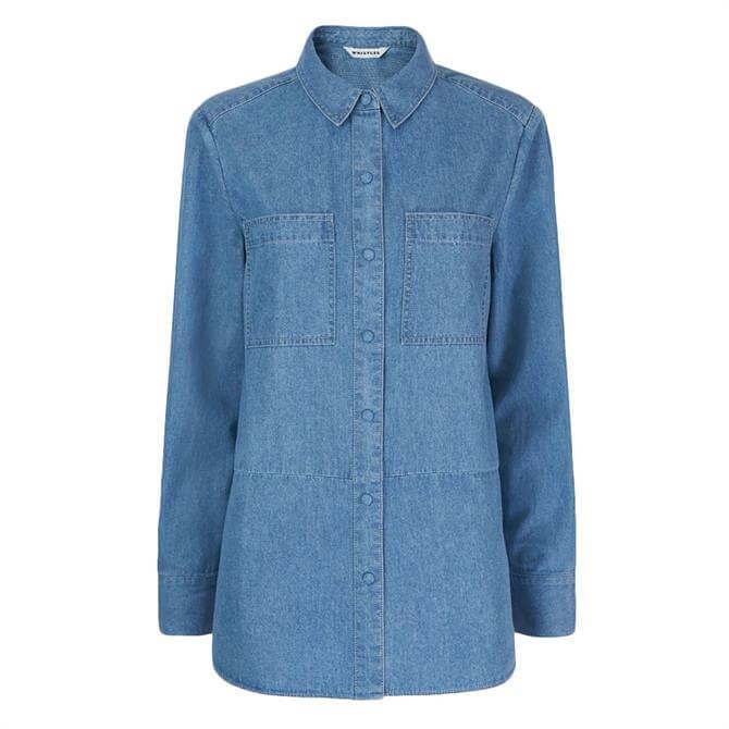 Whistles Soki Chambray Shirt