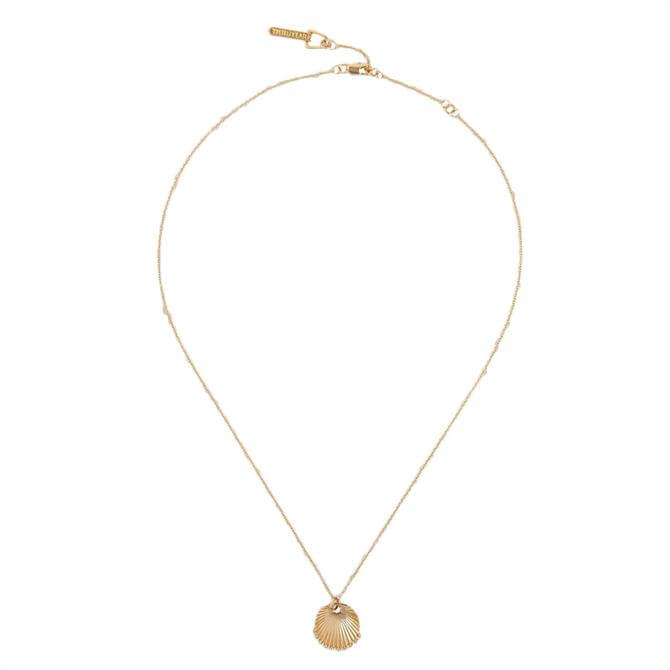 Whistles Sunray Pendant Necklace