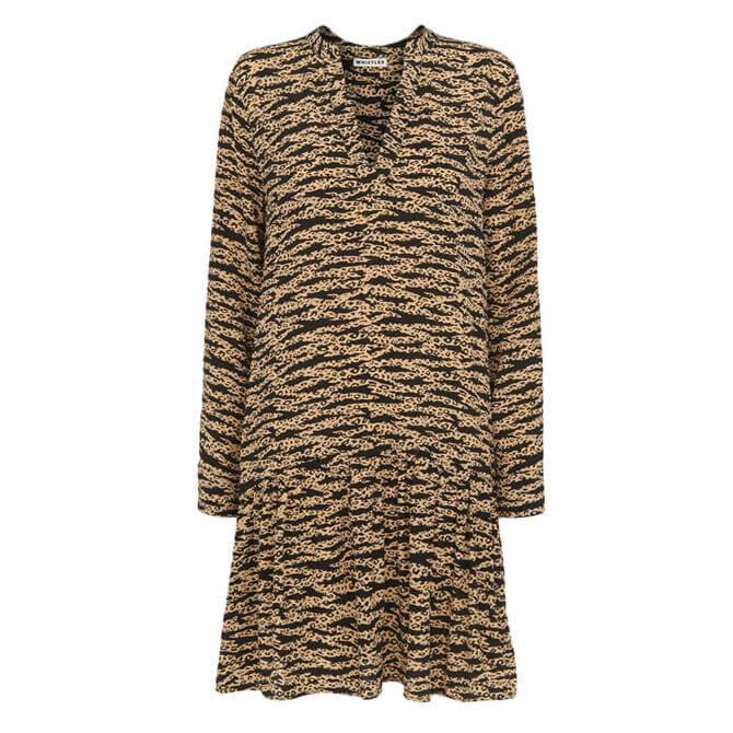 Whistles Tiger Leopard Dress