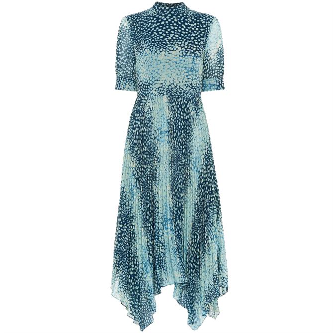 Whistles Esme Dalmation Print Dress