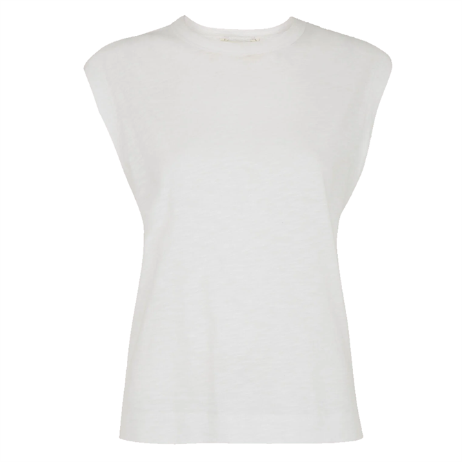 Whistles White Easy Muscle Vest