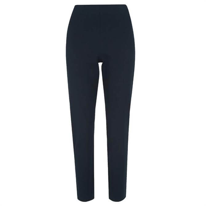 Whistles Super Stretch Trousers Navy